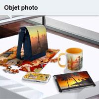 Personnalisez des dizaines d'articles avec vos photos