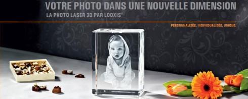 La Photo laser 3D